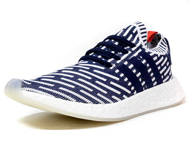 "adidas NMD R2 PK ""LIMITED EDITION""  WHT/NVY/RED (BB2909)"