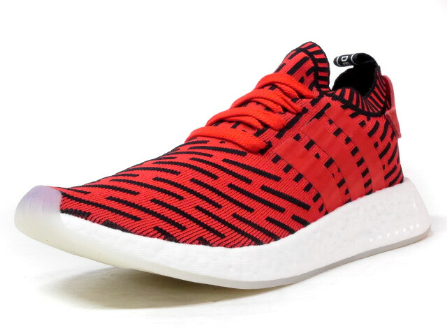 "adidas NMD R2 PK ""LIMITED EDITION""  RED/BLK/WHT (BB2910)"