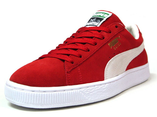 "Puma SUEDE SUPER PUMA ""SUPER PUMA PACK"" ""KA LIMITED EDITION""  RED/WHT (365748-01)"