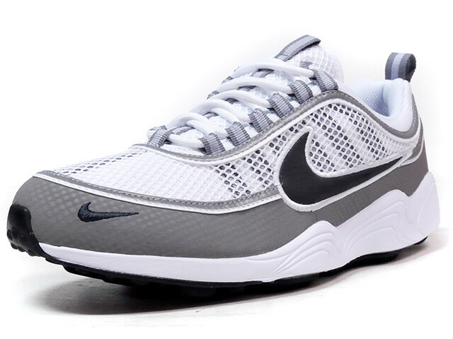 "NIKE AIR ZOOM SPIRIDON ""LIMITED EDITION for NONFUTURE""  WHT/GRY/SLV/BLK (849776-101)"