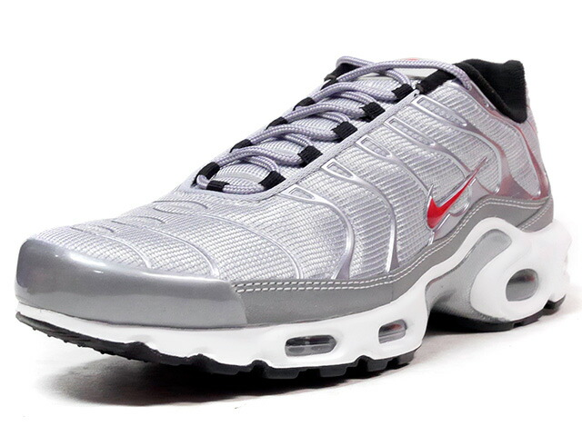 "NIKE AIR MAX PLUS QS ""SILVER BULLET"" ""LIMITED EDITION for NONFUTURE""  SLV/RED (903827-001)"