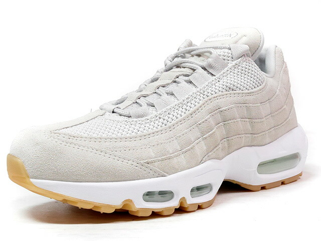 """NIKE AIR MAX 95 PRM """"LIMITED EDITION for ICONS""""  NAT/WHT/GUM (538416-003)"""