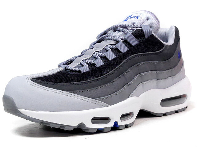 "NIKE AIR MAX 95 ESSENTIAL ""LIMITED EDITION for ICONS""  GRY/C.GRY/BLU/WHT (749766-018)"