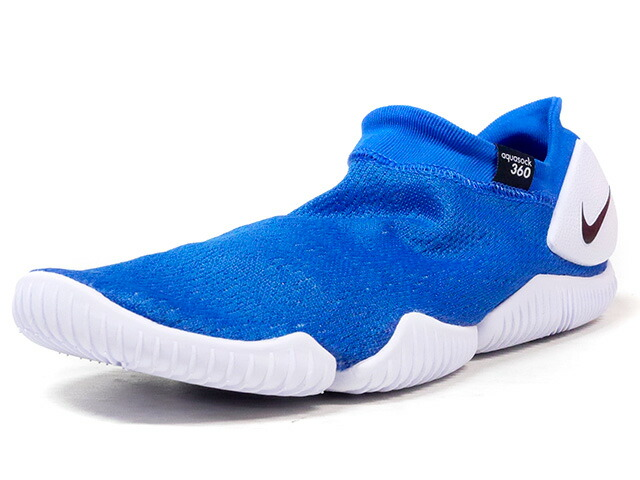 "NIKE AQUA SOCK 360 ""LIMITED EDITION for NSW BEST""  BLU/WHT/BLK (885105-400)"