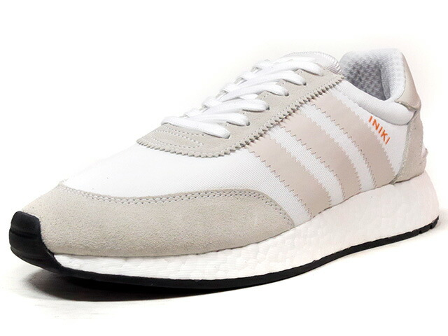 "adidas INIKI RUNNER ""LIMITED EDITION""  WHT/GRY (BB2101)"