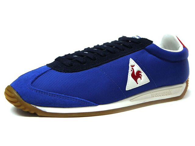 "le coq sportif QUARTZ GUM ""LIMITED EDITION for BETTER +""  BLU/WHT/NVY/RED/GUM (1710162)"