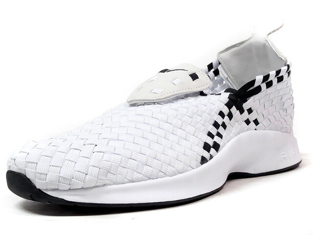 "NIKE AIR WOVEN ""LIMITED EDITION for NSW BEST""  WHT/BLK (312422-100)"