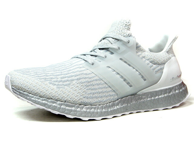 """adidas ULTRA BOOST CL """"LIMITED EDITION""""  WHT/GRY/SLV (BA8922)"""