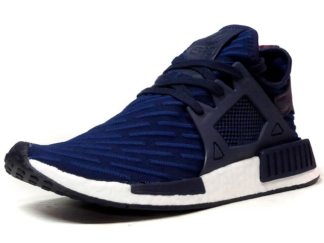 """adidas NMD XR1 PK """"LIMITED EDITION""""  NVY/BLU/RED (BA7215)"""