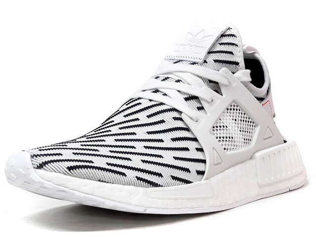 """adidas NMD XR1 PK """"ZEBRA"""" """"LIMITED EDITION""""  WHT/BLK/RED (BB2911)"""