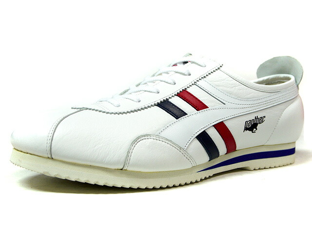"panther PANTHER GT-AT LE ""made in JAPAN""  WHT/RED/BLU (PTJ-0007TRICOLOR)"