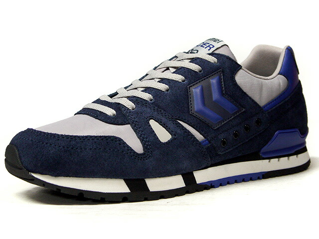 "hummel MARATHONA OG ""LIMITED EDITION for HUMMEL HIVE""  NVY/GRY/BLU (HM64952-8571)"