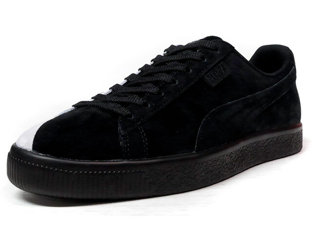 "Puma CLYDE ""NTRVL COLLECTION"" ""STAPLE DESIGN"" ""LIMITED EDITION for LIFESTYLE""  BLK/GRY (363674-01)"