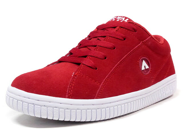 "AIR WALK ONE ""LIMITED EDITION""  RED (AW198622)"