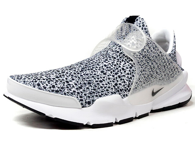 "NIKE SOCK DART QS ""SAFARI PACK"" ""LIMITED EDITION for NONFUTURE""  GRY/SAFARI/WHT (942198-100)"