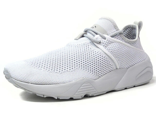 "Puma TRINOMIC WOVEN ""STAMPD"" ""LIMITED EDITION for LIFESTYLE""  WHT/GRY (362744-01)"