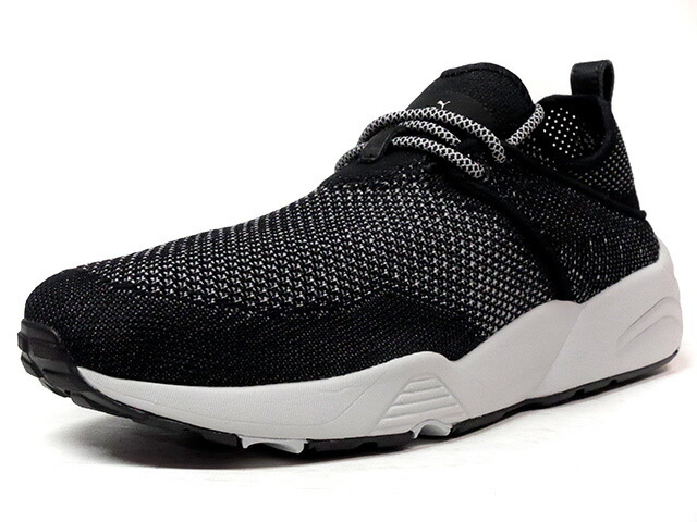 "Puma TRINOMIC WOVEN ""STAMPD"" ""LIMITED EDITION for LIFESTYLE""  BLK/GRY (362744-03)"