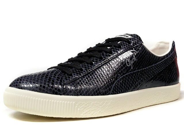 "Puma CLYDE SNAKE ""LIMITED EDITION for LIFESTYLE""  BLK/NAT (363247-01)"