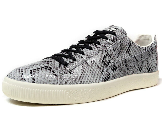 "Puma CLYDE SNAKE ""LIMITED EDITION for LIFESTYLE""  GRY/NAT (363247-03)"