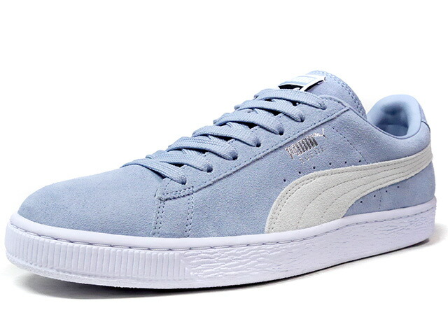 "Puma SUEDE CLASSIC + ""LIMITED EDITION for LIFESTYLE""  SAX/O.WHT/WHT (363242-06)"