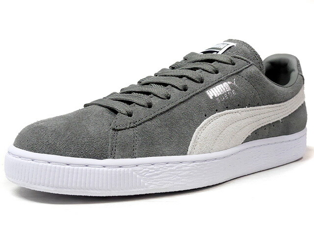 "Puma SUEDE CLASSIC + ""LIMITED EDITION for LIFESTYLE""  C.GRY/O.WHT/WHT (363242-07)"