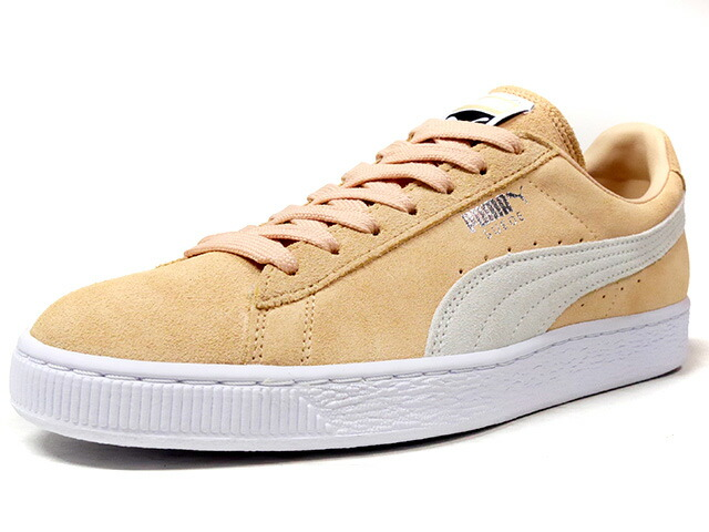 "Puma SUEDE CLASSIC + ""LIMITED EDITION for LIFESTYLE""  BGE/GRY/WHT (363242-08)"