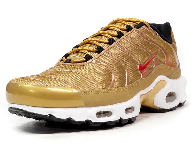 "NIKE AIR MAX PLUS QS ""METALLIC GOLD"" ""LIMITED EDITION for NONFUTURE""  GLD/RED (903827-700)"