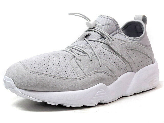 "Puma BLAZE OF GLORY SOFT ""LIMITED EDITION for LIFESTYLE""  GRY/WHT (360101-07)"