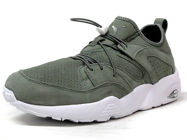 "Puma BLAZE OF GLORY SOFT ""LIMITED EDITION for LIFESTYLE""  OLV/WHT (360101-10)"