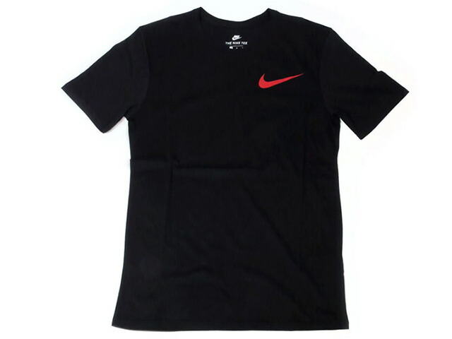 """NIKE AS M NK AIR MAX FLAIR SS TEE """"LIMITED EDITION for NONFUTURE""""  BLK/D.RED (AJ0065-016)"""
