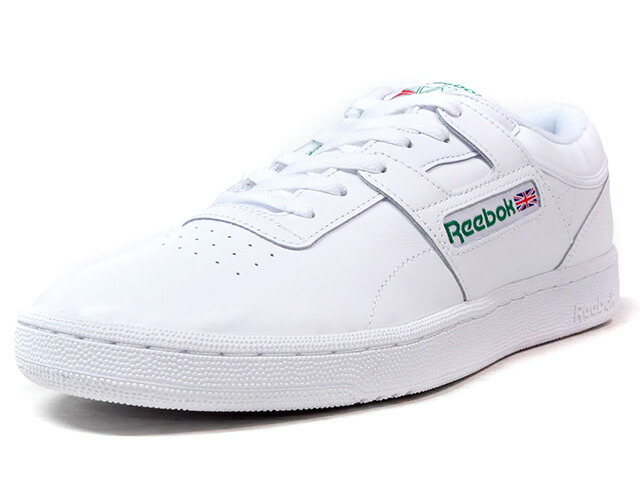 "Reebok CLUB WORKOUT ""LIMITED EDITION""  WHT/WHT (BD3243)"