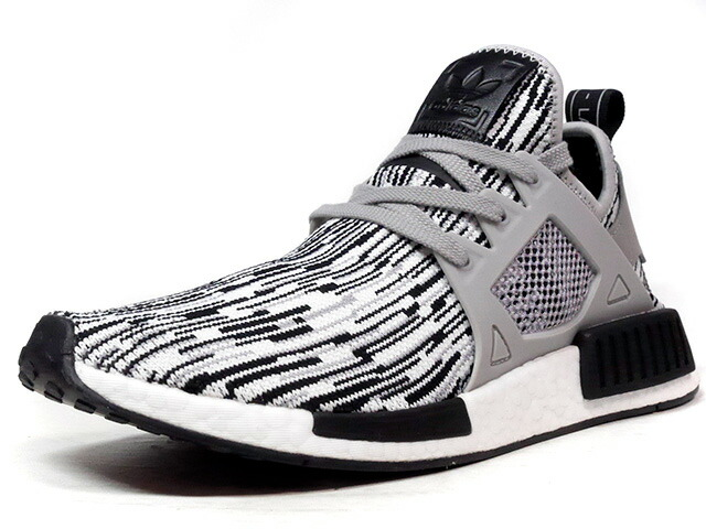 "adidas NMD XR1 PK ""GLITCH CAMO"" ""LIMITED EDITION""  WHT/BLK/GRY (BY1910)"