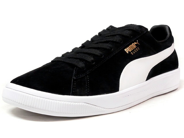 "Puma SUEDE IGNITE ""LIMITED EDITION for LIFESTYLE""  BLK/WHT (364069-02)"