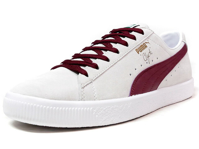 "Puma CLYDE PREMIUM CORE ""LIMITED EDITION for LIFESTYLE""  O.WHT/BGD (362632-05)"