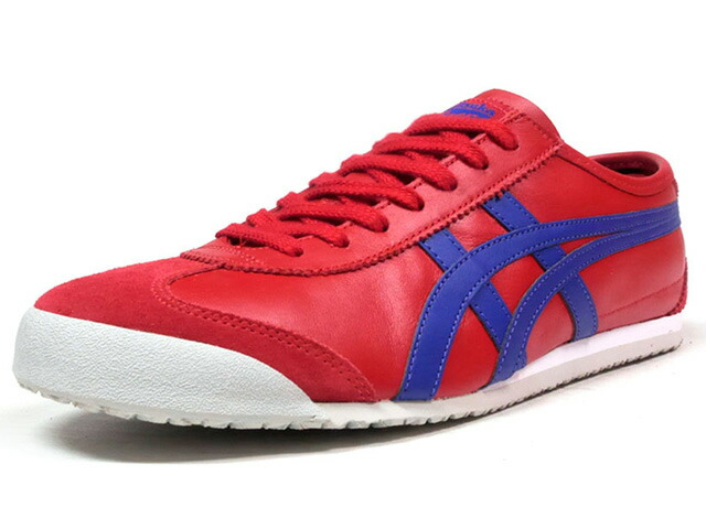 Onitsuka Tiger MEXICO 66  RED/BLU (TH4J2L-2345)
