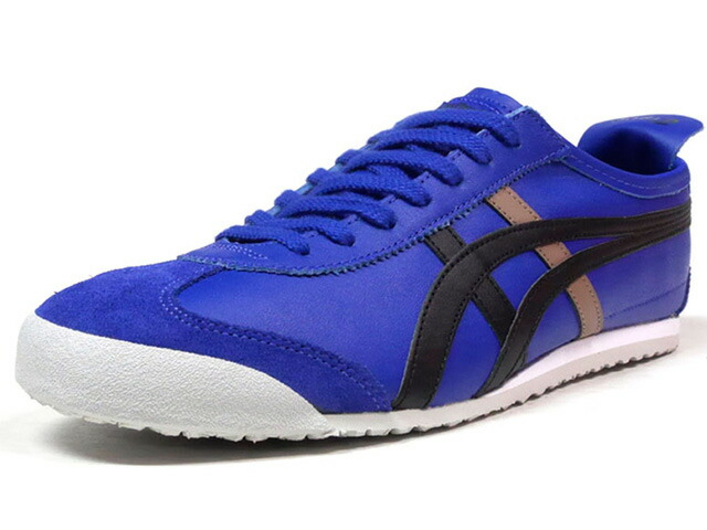 Onitsuka Tiger MEXICO 66  BLU/BLK/BGE (TH4J2L-4590)