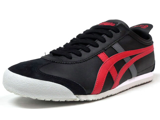 Onitsuka Tiger MEXICO 66  BLK/RED/GRY (TH4J2L-9023)