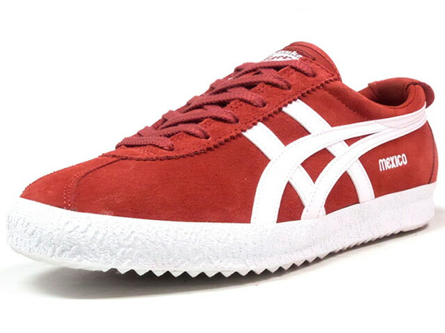 Onitsuka Tiger MEXICO DELEGATION  RED/WHT (TH639L-2701)