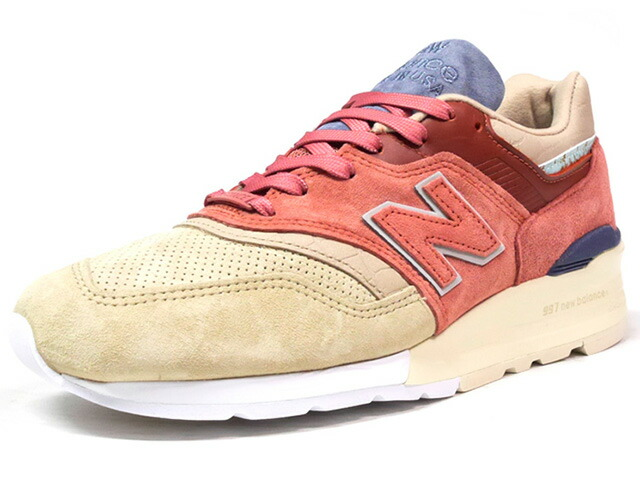 "new balance M997 ""made in U.S.A."" ""FIRST OF ALL"" ""STANCE""  ST (M997 ST)"