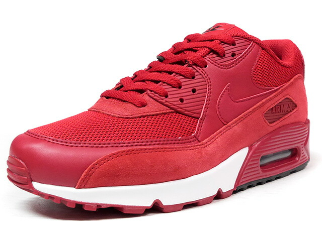 "NIKE AIR MAX 90 ESSENTIAL ""LIMITED EDITION for ICONS""  RED/BLK/WHT (537384-604)"