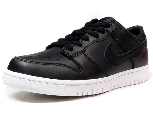 """NIKE DUNK LOW """"LIMITED EDITION for ICONS""""  BLK/WHT (904234-003)"""