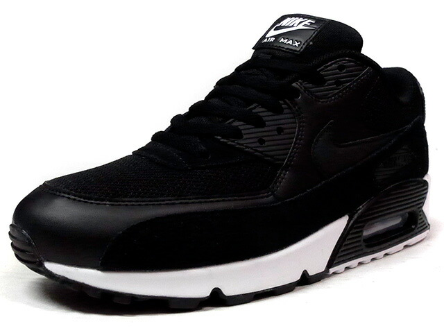 "NIKE AIR MAX 90 ESSENTIAL ""LIMITED EDITION for ICONS""  BLK/WHT (537384-077)"