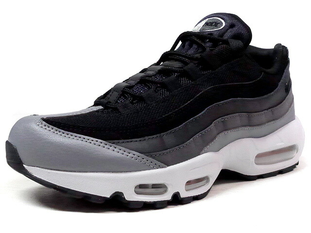 "NIKE AIR MAX 95 ESSENTIAL ""LIMITED EDITION for ICONS""  BLK/C.GRY/GRY/WHT (749766-021)"