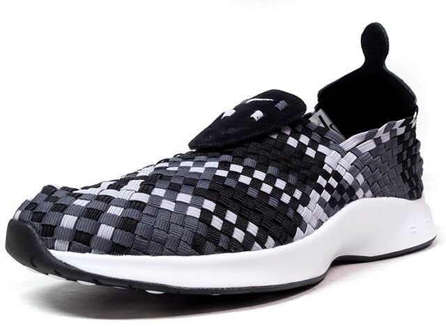 "NIKE AIR WOVEN ""LIMITED EDITION for NSW BEST""  BLK/C.GRY/GRY/WHT (312422-006)"