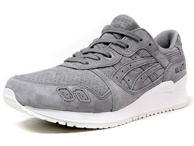 "ASICS Tiger GEL-LYTE III ""LIMITED EDITION""  L.GRY/WHT (HL7X2-9696)"