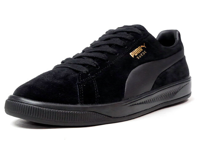 "Puma SUEDE IGNITE ""LIMITED EDITION for LIFESTYLE""  BLK/BLK (364069-05)"