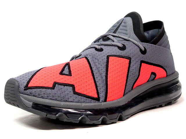 "NIKE AIR MAX FLAIR ""LIMITED EDITION for NONFUTURE""  GRY/S.RED/BLK (942236-004)"