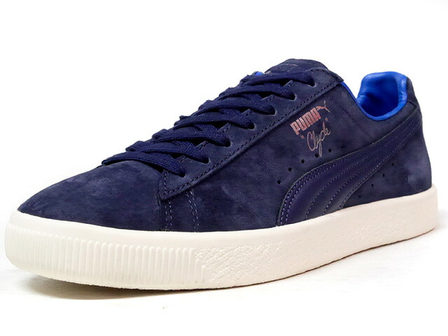 "Puma CLYDE NORMCORE ""LIMITED EDITION for LIFESTYLE""  NVY/NAT (363836-01)"