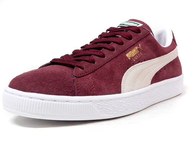 "Puma SUEDE CLASSIC + ""LIMITED EDITION for LIFESTYLE""  BGD/O.WHT/WHT (363242-75)"