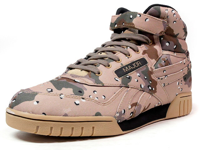 "Reebok EX-O-FIT HI CN ""STREET FITNESS"" ""MAJOR""  CAMO/BLK (BS7311)"